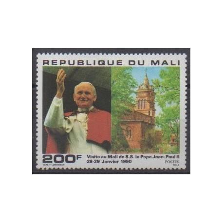 Mali - 1990 - No 562 - Papauté