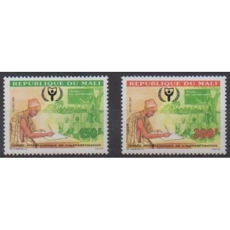 Mali - 1990 - No 565/566