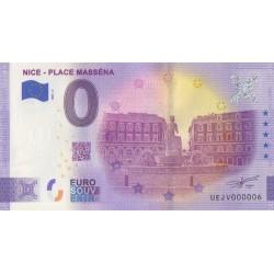 Euro banknote memory - 06 - Nice - Place Masséna - 2021-2 - Nb 6