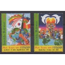 Nations Unies (ONU - Vienne) - 2005 - No 462/463
