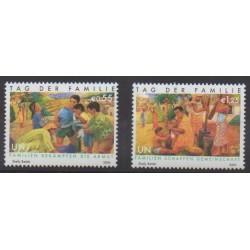 Nations Unies (ONU - Vienne) - 2006 - No 476/477
