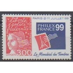 France - Poste - 1997 - No 3127 - Philatélie - Exposition