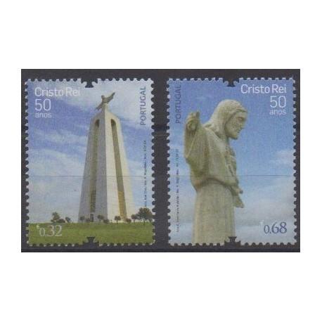 Portugal - 2009 - No 3390/3391 - Religion