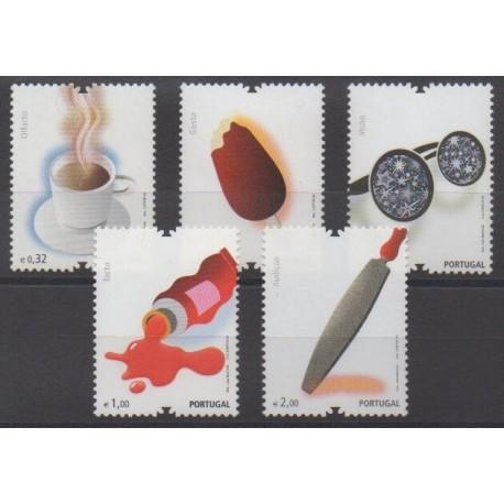 Portugal - 2009 - No 3432/3436
