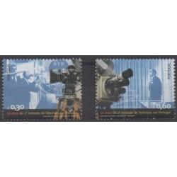 Portugal - 2006 - No 3072/3073 - Télécommunications