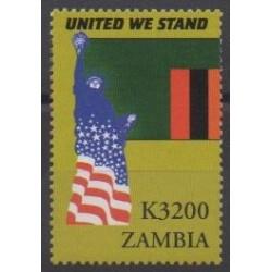 Zambie - 2002 - No 1177 - Histoire