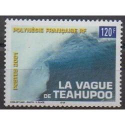 Polynésie - 2001 - No 643
