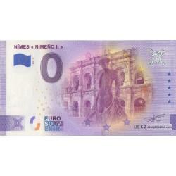 Euro banknote memory - 30 - Nimes - 2021-6 - Anniversary