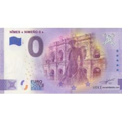 Euro banknote memory - 30 - Nimes - 2021-6