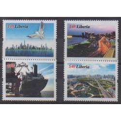 Liberia - 2011 - No 5096/5099