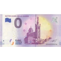 Billet souvenir - 13 - Notre-Dame-de-la-Garde - 2018-4 - No 56