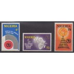 Nigeria - 1972 - No 267/269