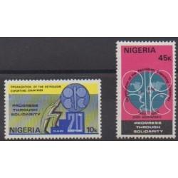 Nigeria - 1980 - No 380/381