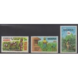 Nigeria - 1978 - Nb 351/353