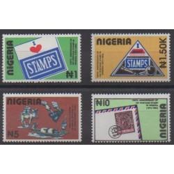 Nigeria - 1994 - No 626/629 - Philatélie