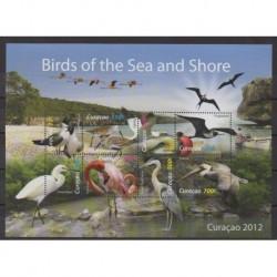 Curacao - 2012 - Nb 259/266 - Birds