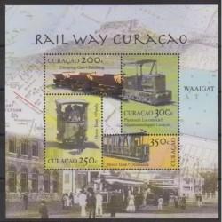 Curaçao - 2012 - No BF5 - Chemins de fer