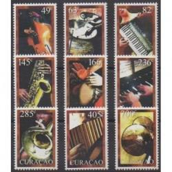 Curacao - 2011 - Nb 214/222 - Music