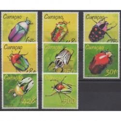 Curaçao - 2013 - No 369/376 - Insectes