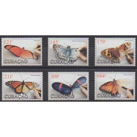 Curaçao - 2017 - No 556/561 - Insectes