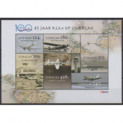 Curacao - 2019 - Nb BF29 - Planes