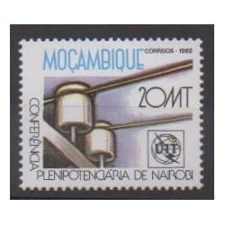 Mozambique - 1982 - No 869 - Télécommunications