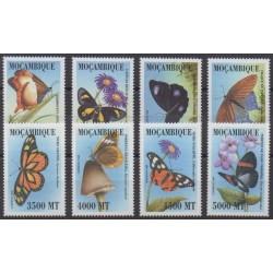 Mozambique - 2000 - No 1445/1452 - Insectes