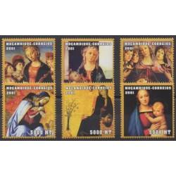 Mozambique - 2001 - No 1694EY/1694FD - Religion