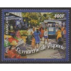 Polynésie - 2002 - No 673