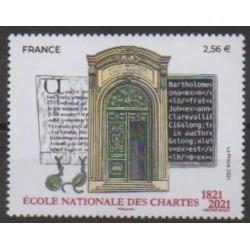 France - Poste - 2021 - No 5472