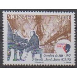 Monaco - 2021 - No 3267 - Musique