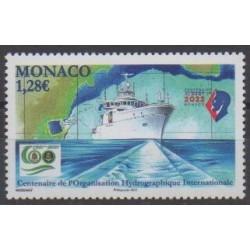 Monaco - 2021 - No 3268 - Navigation