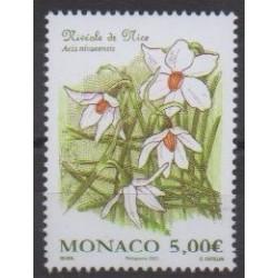 Monaco - 2021 - No 3265 - Fleurs