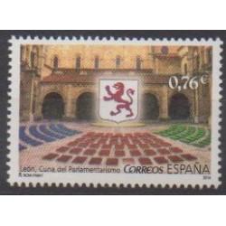 Espagne - 2014 - No 4620 - Histoire