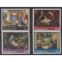 Malawi - 1968 - No 88/91 - Noël