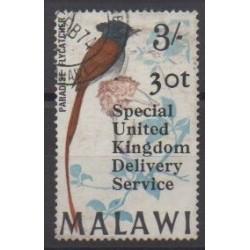 Malawi - 1971 - No 160 - Oiseaux - Oblitéré