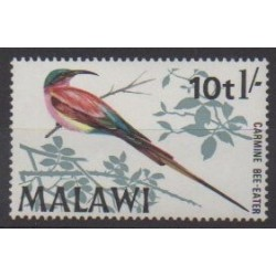 Malawi - 1970 - Nb 132 - Birds