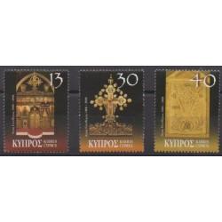 Chypre - 2006 - No 1096/1098 - Noël