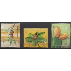 Chypre - 2006 - No 1089/1091 - Fruits ou légumes