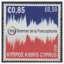 Chypre - 2008 - No 1141