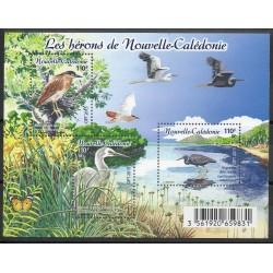 Nouvelle-Calédonie - Blocs et feuillets - 2015 - F1244 - Oiseaux