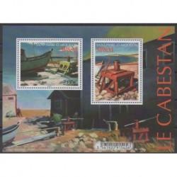Saint-Pierre et Miquelon - 2020 - No 1250/1251 - Navigation