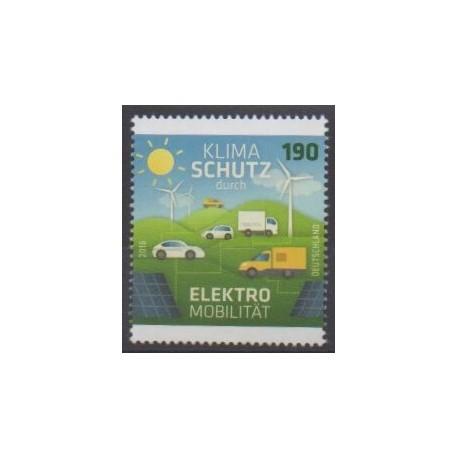 Allemagne - 2016 - No 3059 - Environnement