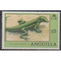 Anguilla - 1978 - Nb 277 - Reptils