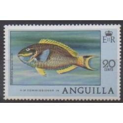 Anguilla - 1978 - No 271 - Vie marine