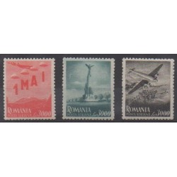 Roumanie - 1947 - No PA39/PA41