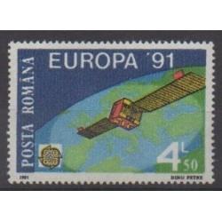 Roumanie - 1991 - No 3932 - Espace - Europa
