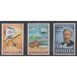 Netherlands Antilles - 1987 - Nb 794/796