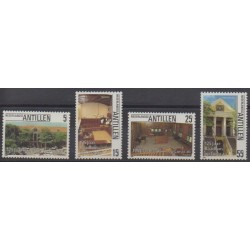 Netherlands Antilles - 1986 - Nb 766/769 - Various Historics Themes