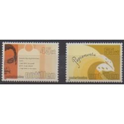 Netherlands Antilles - 1985 - Nb 749/750